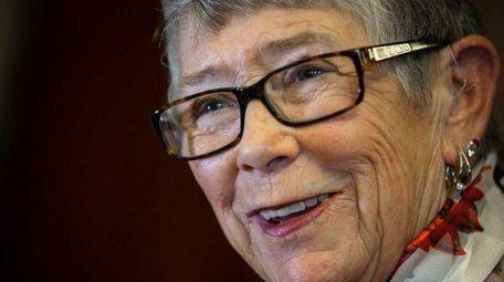Retired Rep. Carolyn McCarthy didn't graduate from Adelphi