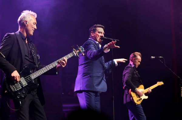 Spandau Ballet takes the stage at the Beacon