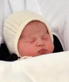 Prince William and Catherine, Duchess of Cambridge's baby