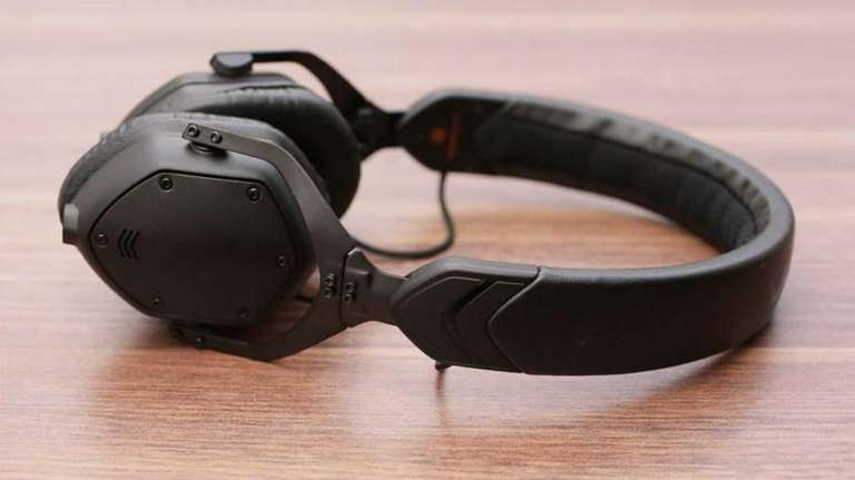 Cnet has picked V-Moda XS on-ear headphones as