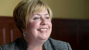 Town of Hempstead Supervisor Kate Murray announces on