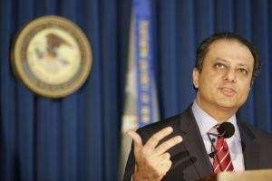 Preet Bharara's interpretative comments landed him in hot