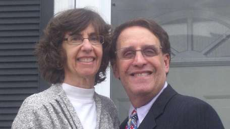 Lauren and Howard Lev of East Meadow in