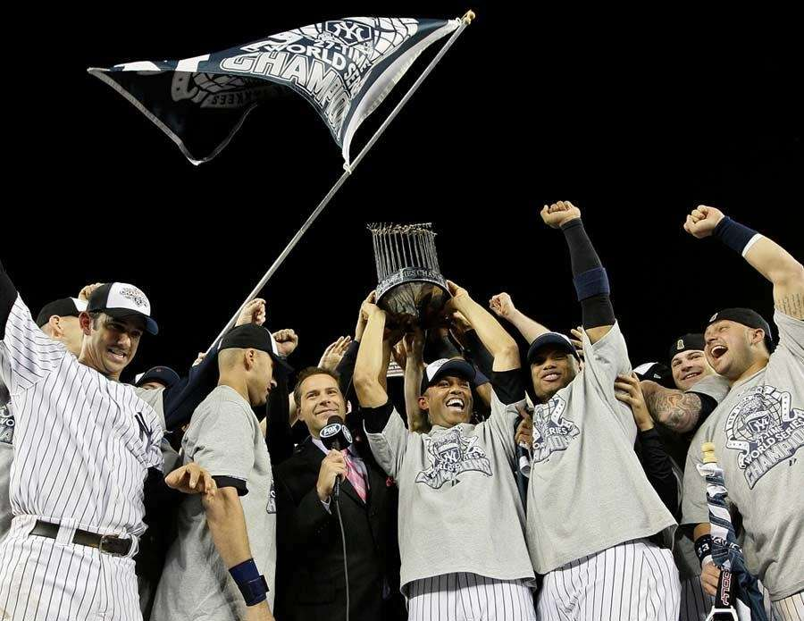 Last championship: 2009. The Yankees beat the defending