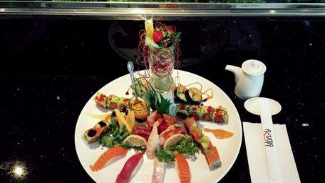 Sushi is a mainstay at Azuma Sushi and
