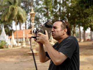 John Pirozzi, the filmmaker behind the acclaimed documentary,