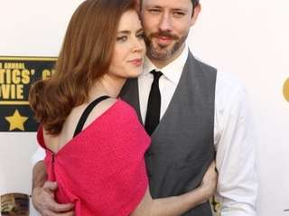 Amy Adams and Darren Le Gallo arrive at