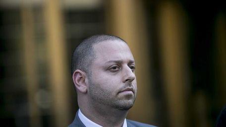 Adam Skelos, son of New York State Senate