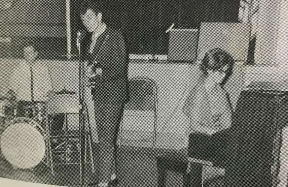 The entertainment for Hampton Bays High School's 1963