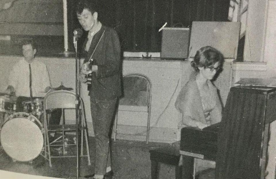 The entertainment for Hampton Bays High School's 1963