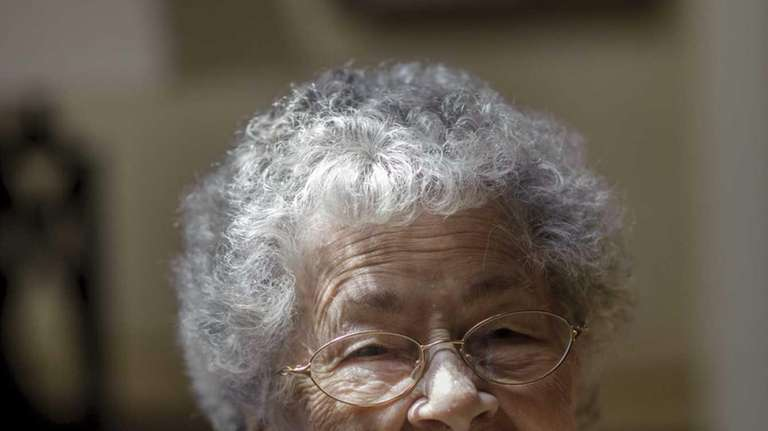 Margaret Riva, 103, talks of her younger days