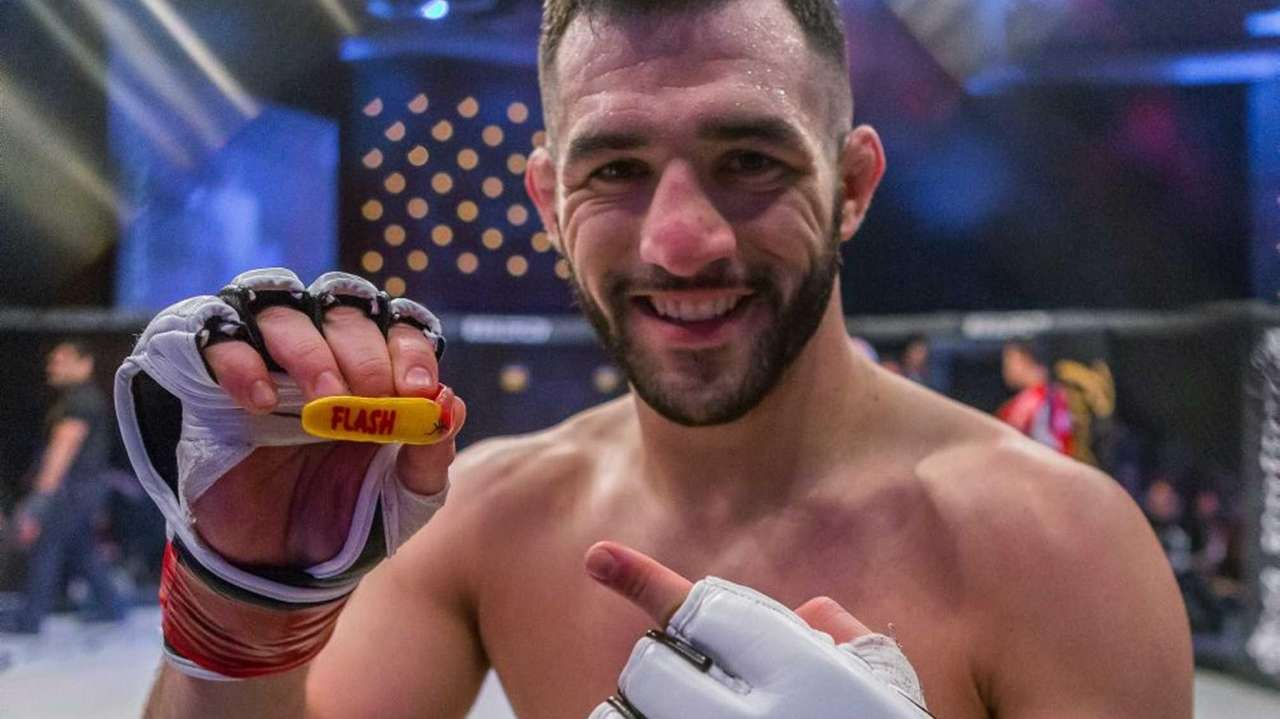 Jared Gordon is a featherweight MMA fighter who
