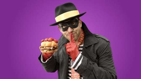 McDonald's is bringing one of its mascots, the