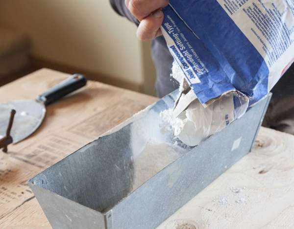 When preparing to plaster drywall, consider a product