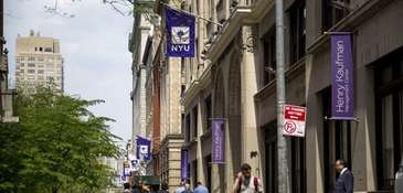 At 174 years and counting, New York University