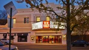 Bow Tie Port Washington Cinemas is located at