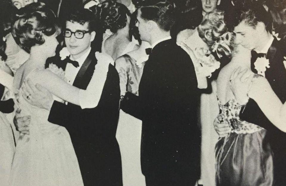 East Islip High School's 1967 senior ball was