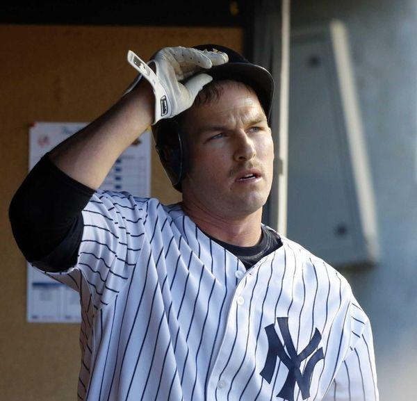 Stephen Drew of the New York Yankees is