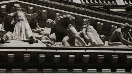 The New York Stock Exchange on July 15,