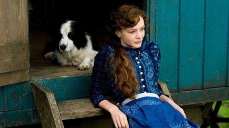 Carey Mulligan as Bathsheba Everdeen in
