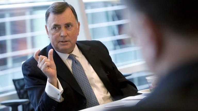 Richard J. Daly, chief executive of Lake Success-based