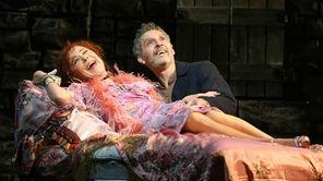 """Zoe Wanamaker and John Turturro IN """"Zorba"""" Encores!"""