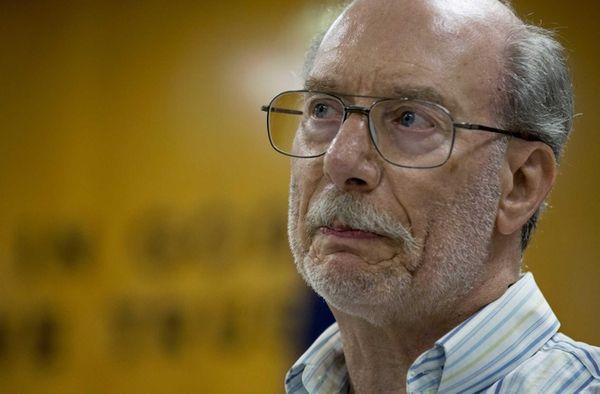 Stanley Patz, father of Etan Patz, speaks Friday,