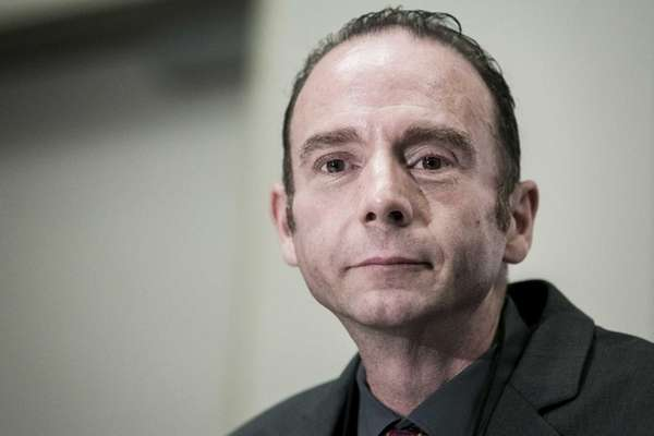 Timothy Ray Brown, known as the