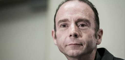 """Timothy Ray Brown, known as the """"Berlin Patient"""""""