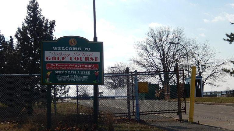 Bay Park Golf Course in East Rockaway is