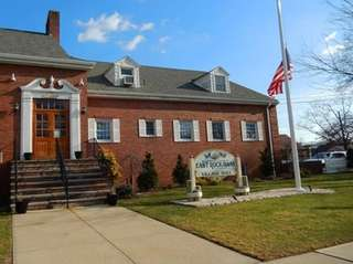 The East Rockaway Village Hall. (Jan. 19, 2015)