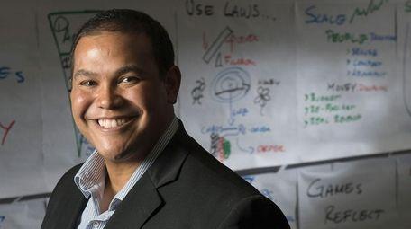John Dano, the founder of Entrepreneur Center, LLC