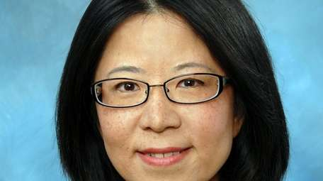 Dr. Michelle Yao of Huntington, a fellow of