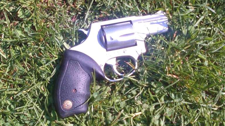 An image of the gun involved in the