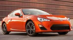 The Scion FR-S is one of the most