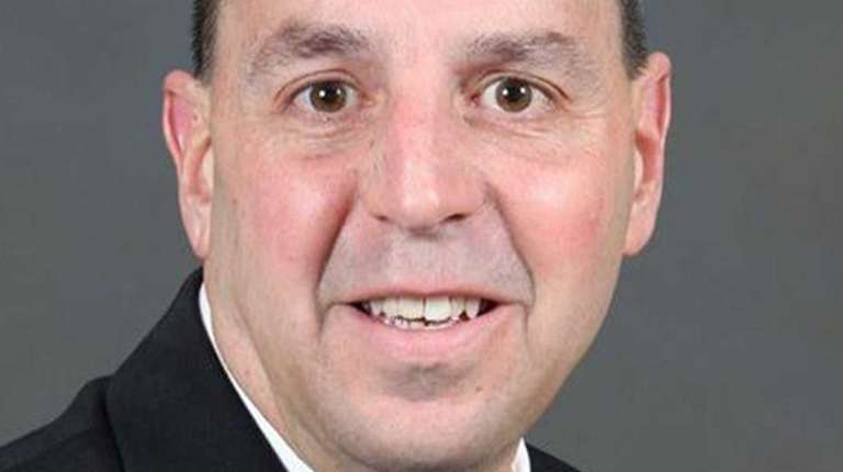 Frank Raffone of East Northport has been promoted