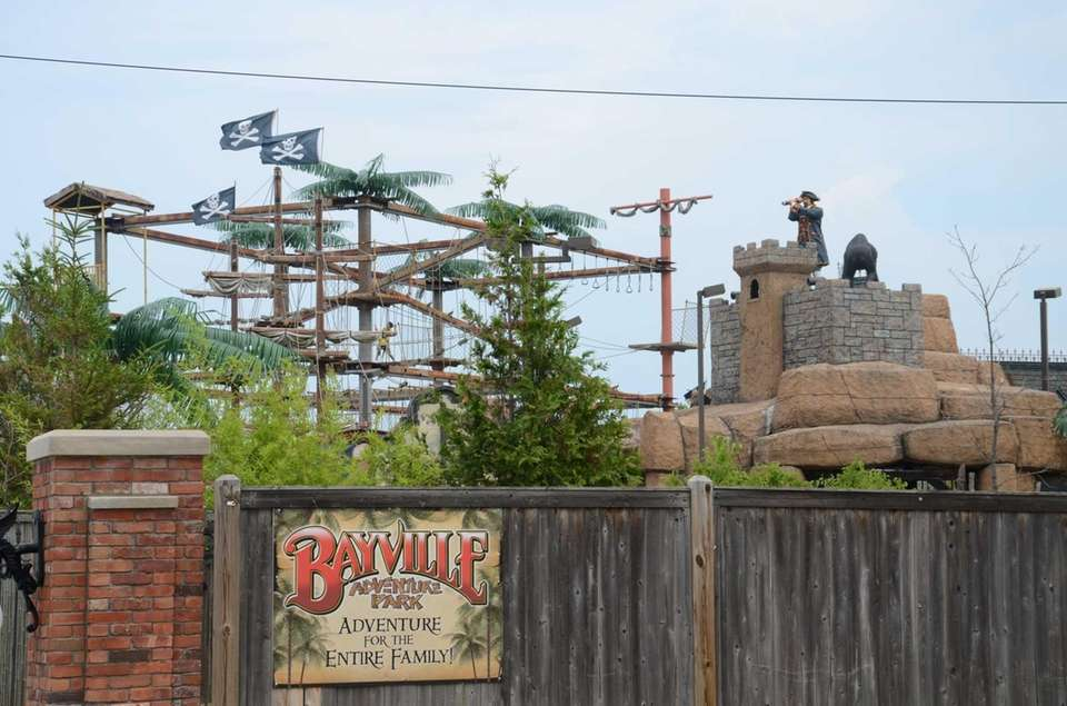 Bayville Adventure Park 8 Bayville Ave., Bayville, 516-624-7433,