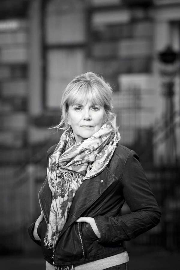 Kate Atkinson, author of