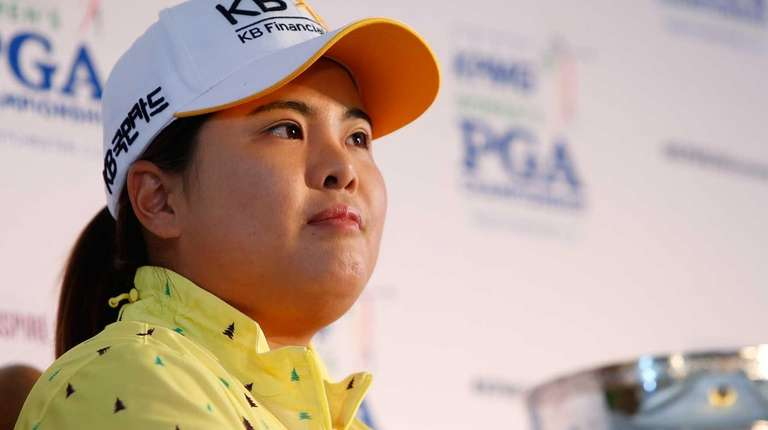 Inbee Park, five-time LPGA major champion and defending