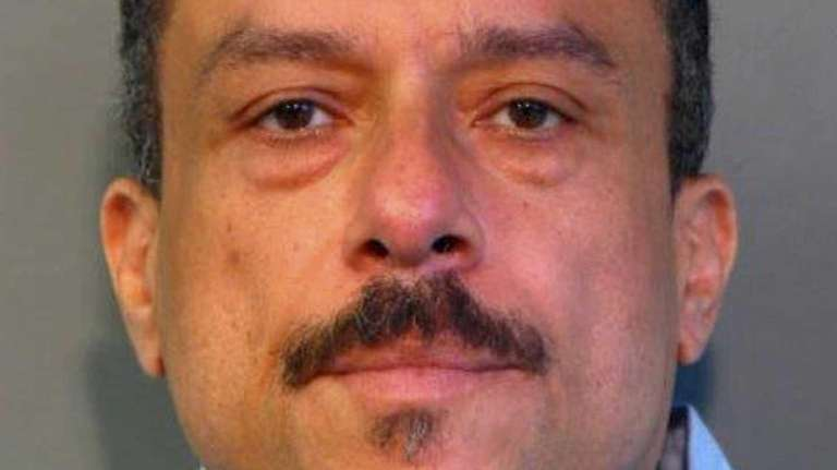 Steven Colon, 53, of Brooklyn, was arrested in