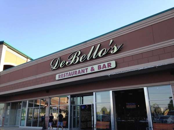 DeBello's Restaurant & Bar has replaced Pizza Fab