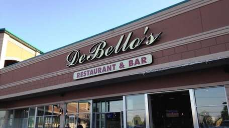 DeBello's Restaurant & Bar has replaced Pizza Fab