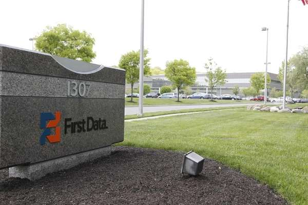 First Data Corp. office in Melville on May