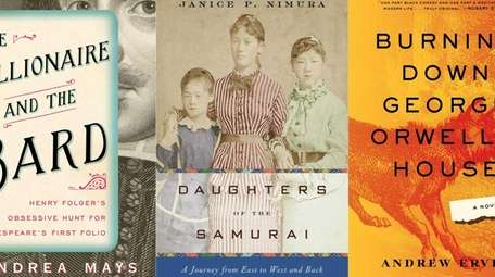 New releases by Andrea Mays, Janice P. Nimura