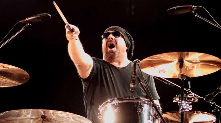 Jason Bonham, son of the late Led Zeppelin