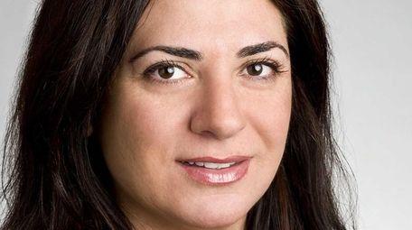 Annette Givelekian of Laurel Hollow as been named