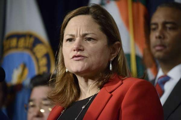 Aides to New York City Council Speaker Melissa