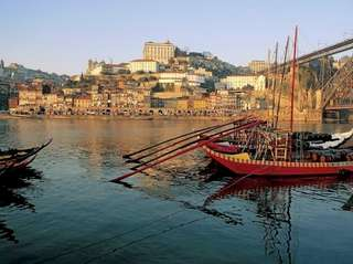 Visitors to Porto, Portugal, can take river excursions