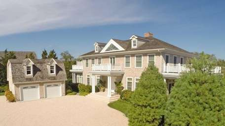 The Water Mill home is now under contract.