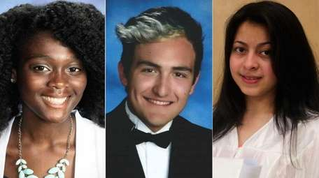 Meet Long Island's 2015 valedictorians.